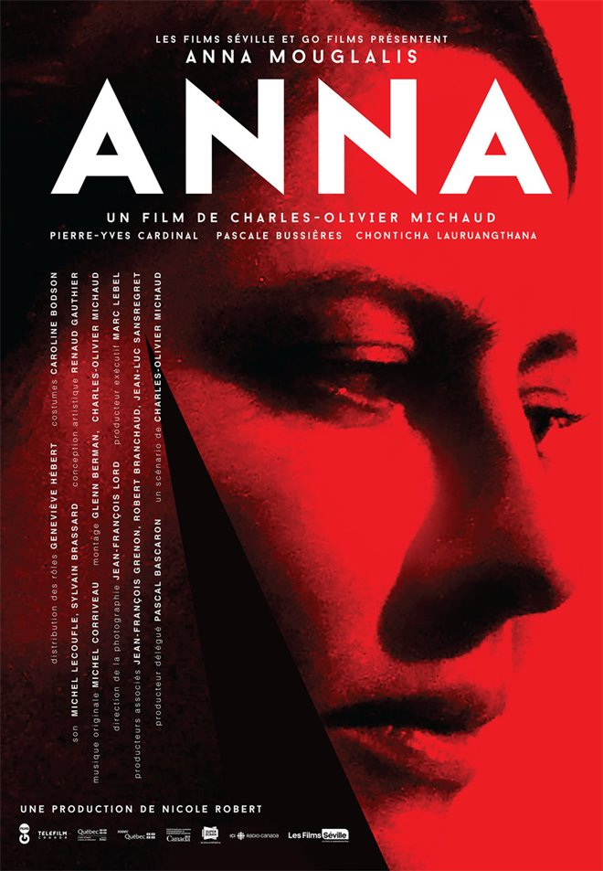 Anna Large Poster