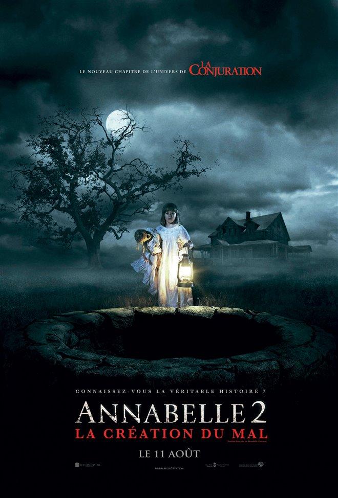 Annabelle 2 : La création du mal Large Poster