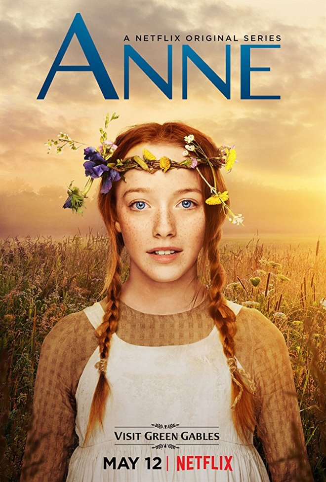 Anne Large Poster
