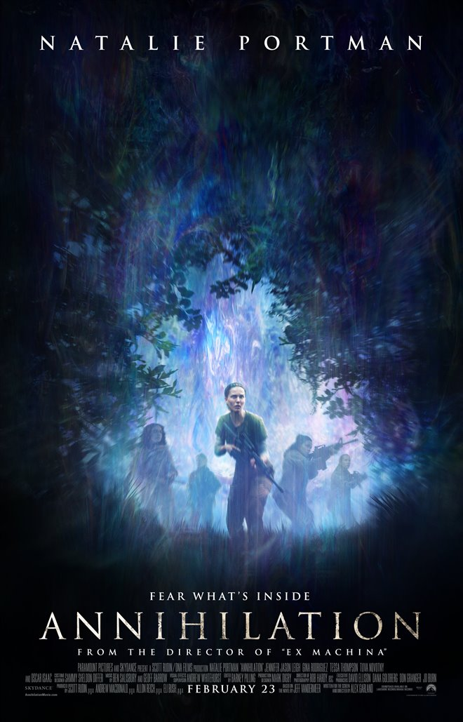 Annihilation Large Poster