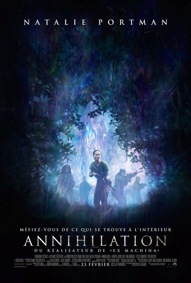 Annihilation (v.f.) Large Poster
