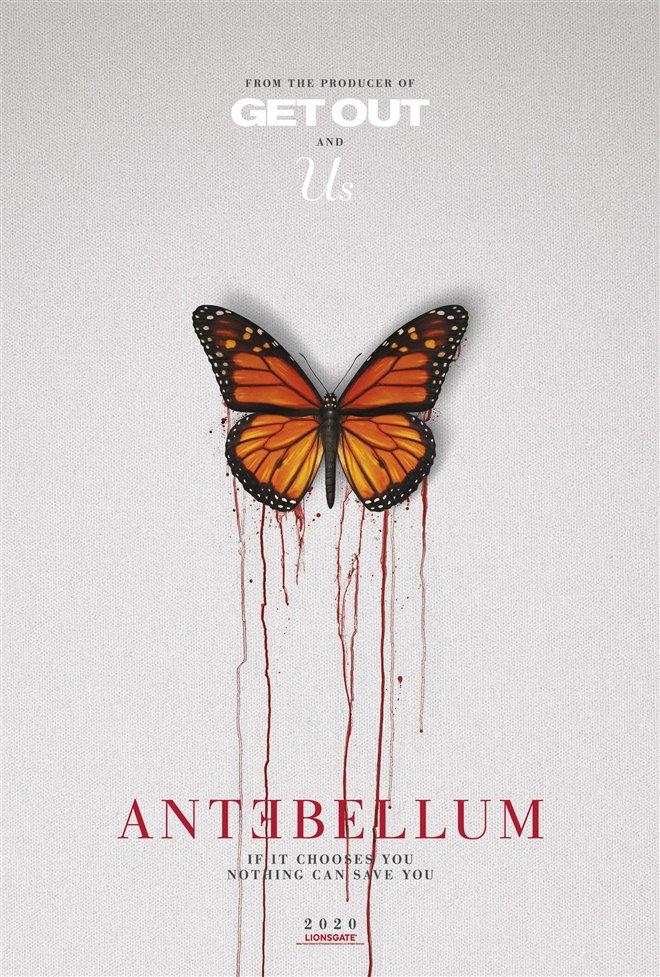Antebellum Large Poster