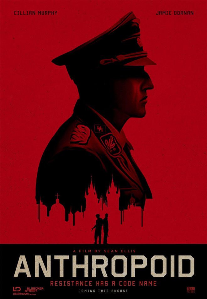 Anthropoid Large Poster