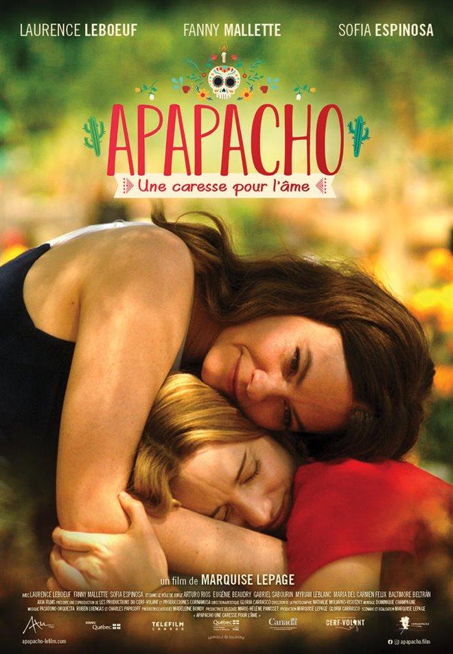 Apapacho : Une caresse pour l'âme Large Poster
