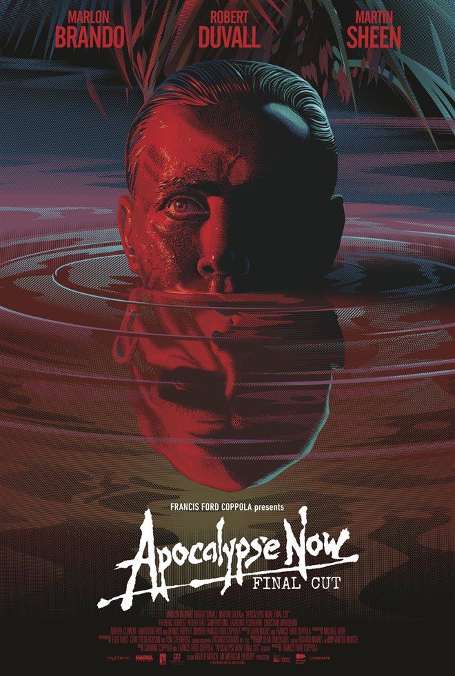 Apocalypse Now Final Cut Large Poster