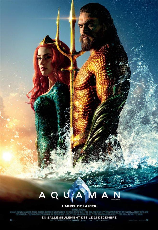 Aquaman (v.f.) Large Poster