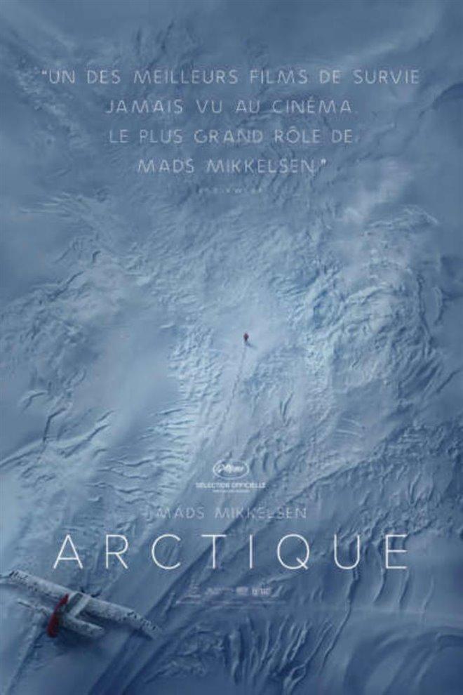 Arctique Large Poster