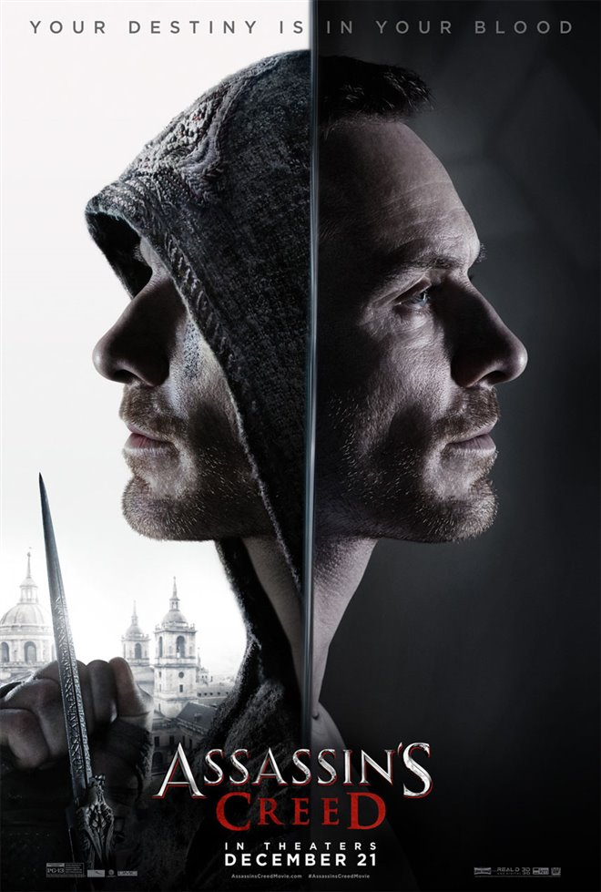 Assassin's Creed Large Poster