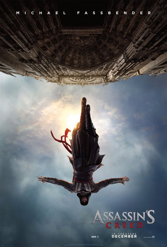 Assassin's Creed (v.f.) Large Poster