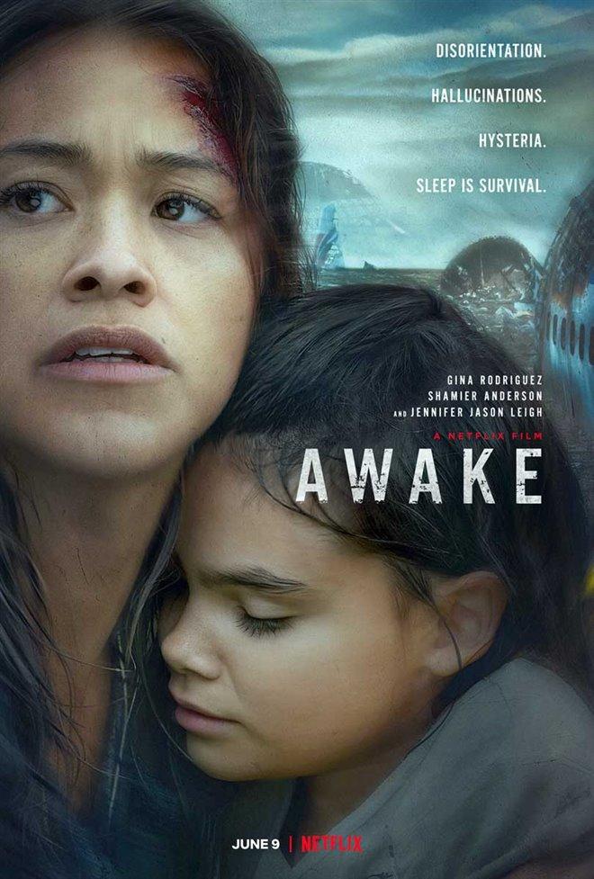 Awake Large Poster