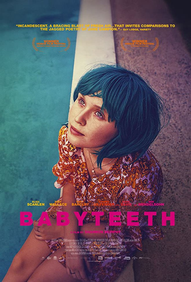 Babyteeth Large Poster