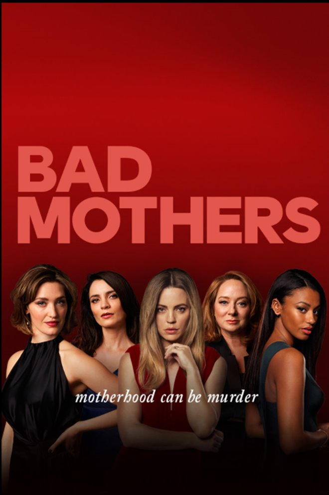 Bad Mothers Large Poster
