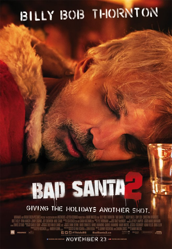 Bad Santa 2 Large Poster