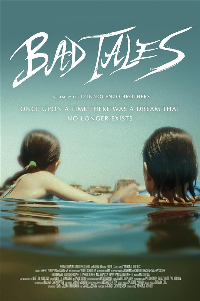 Bad Tales Large Poster