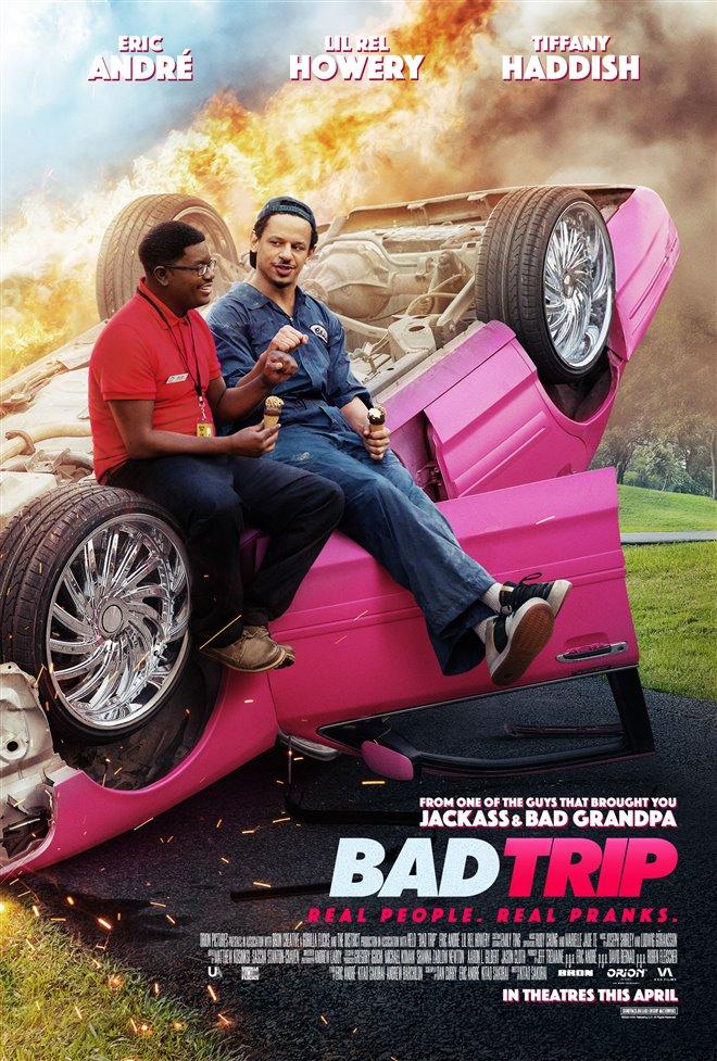 Bad Trip Large Poster