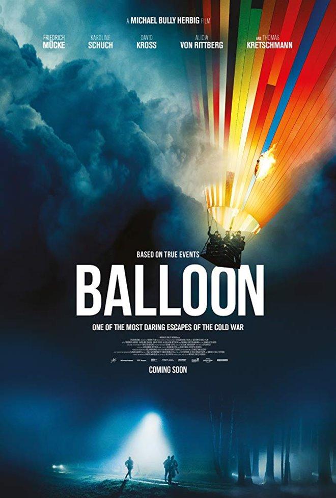 Balloon Large Poster
