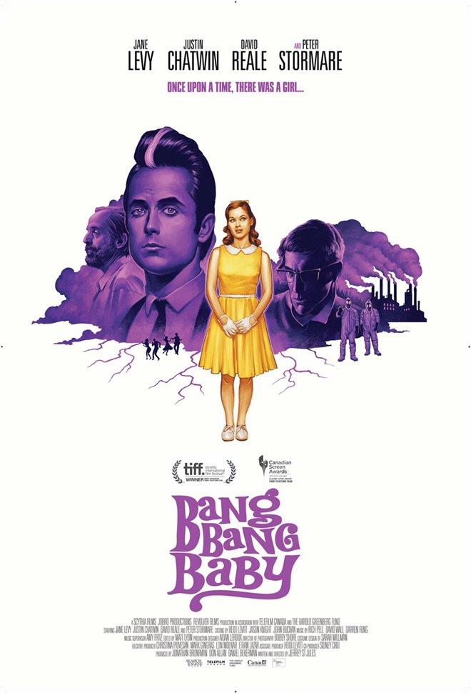 Bang Bang Baby Large Poster