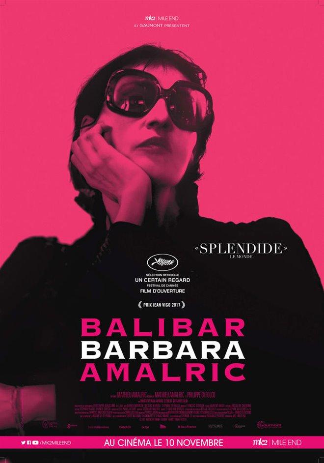 Barbara (v.o.f.) Large Poster