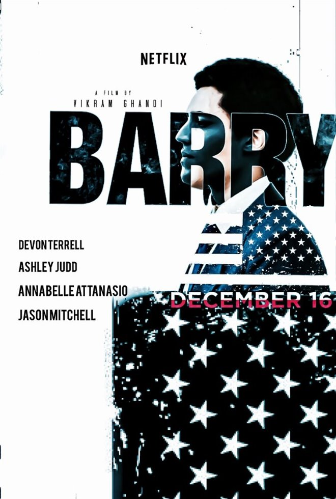 Barry (Netflix) Large Poster