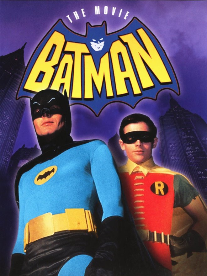 Batman Large Poster