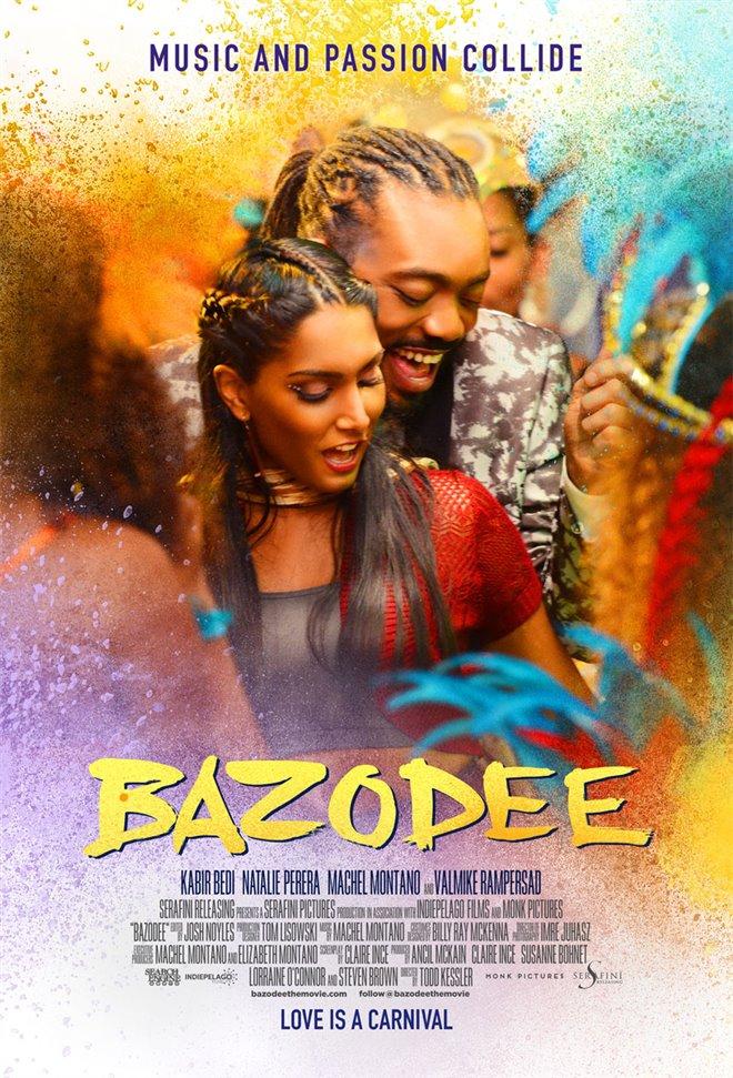 Bazodee Large Poster