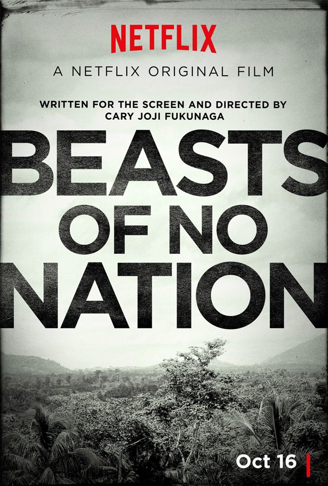 Beasts of No Nation Large Poster