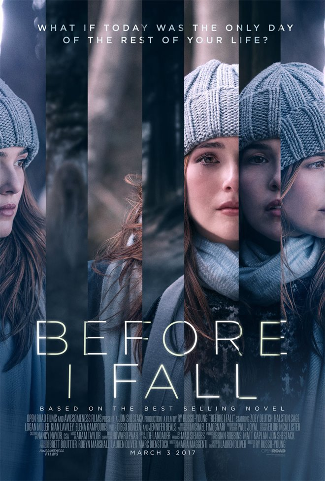 Before I Fall Large Poster