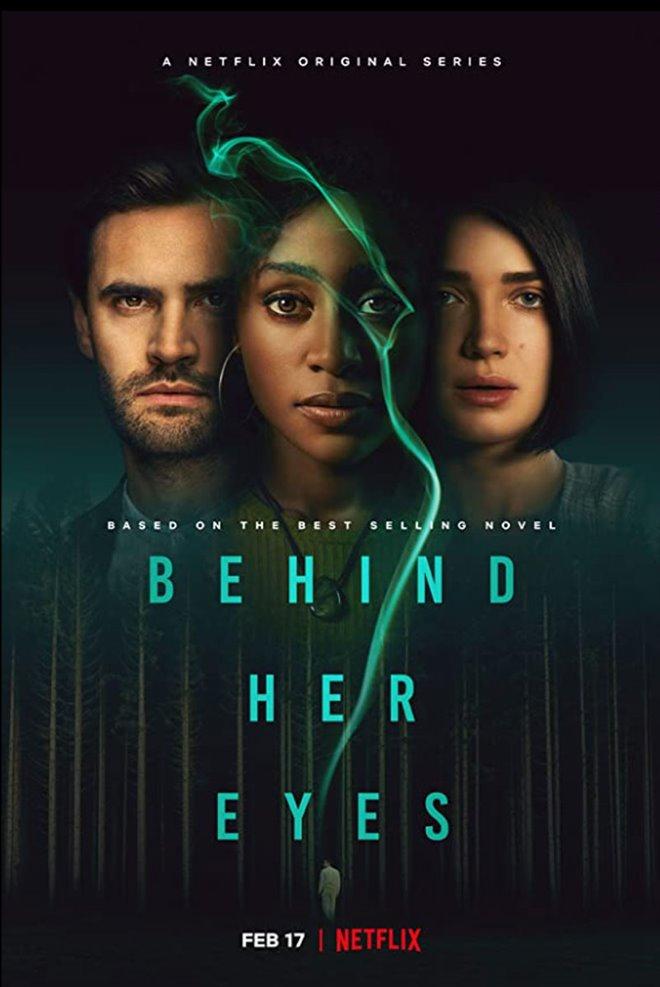 Behind Her Eyes (Netflix) Large Poster