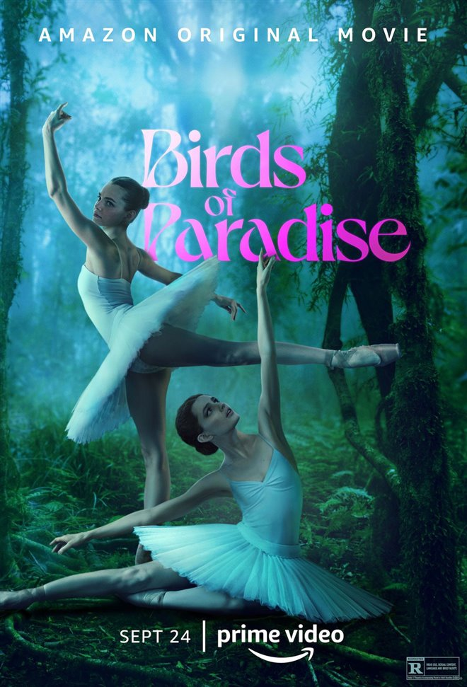 Birds of Paradise (Amazon Prime Video) Large Poster