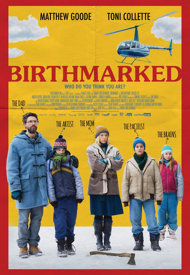 Birthmarked : Les trois petits cobayes (v.o.a.s-.t.f.) Large Poster