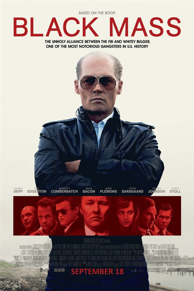 Black Mass Large Poster