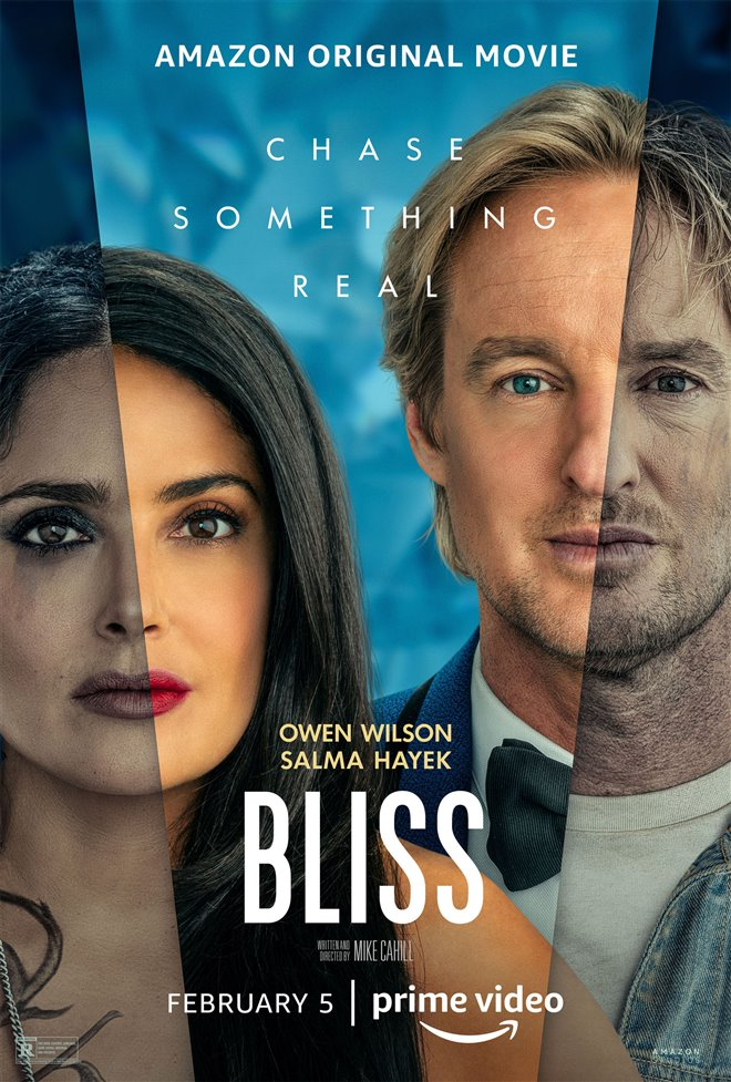 Bliss (Amazon Prime Video) Large Poster