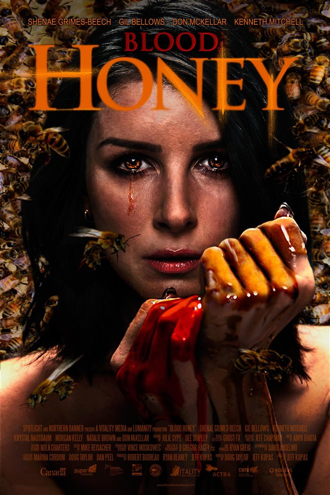 Blood Honey Large Poster