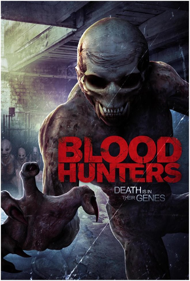 Blood Hunters Large Poster