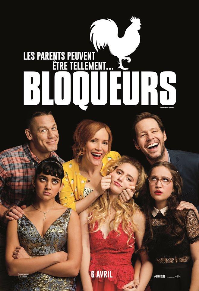 Bloqueurs Large Poster