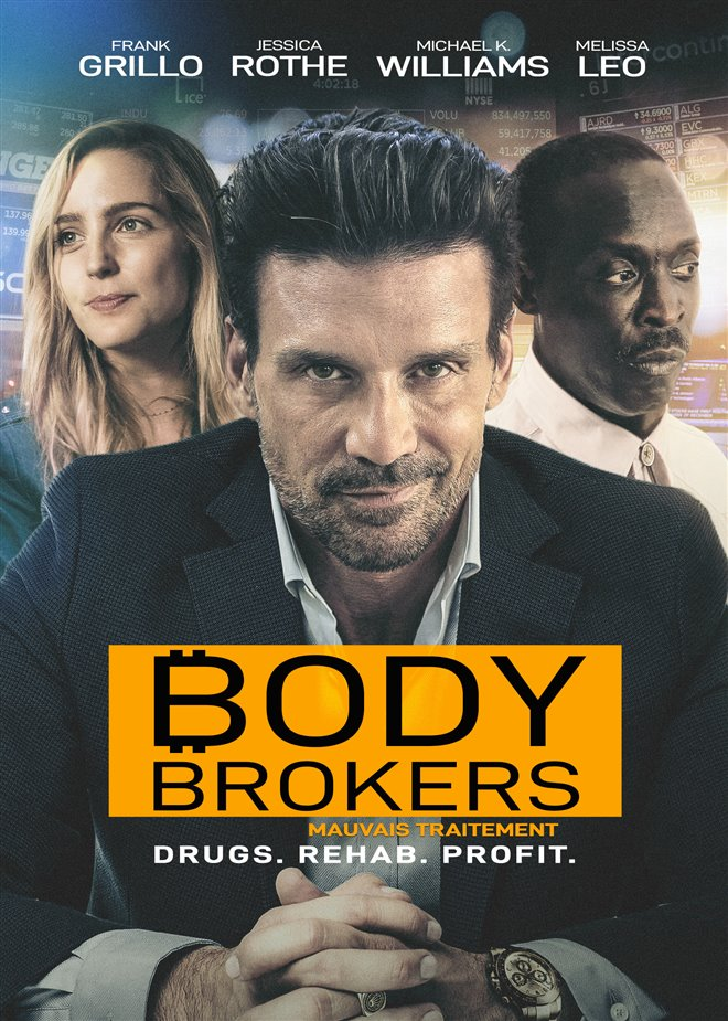 Body Brokers Large Poster