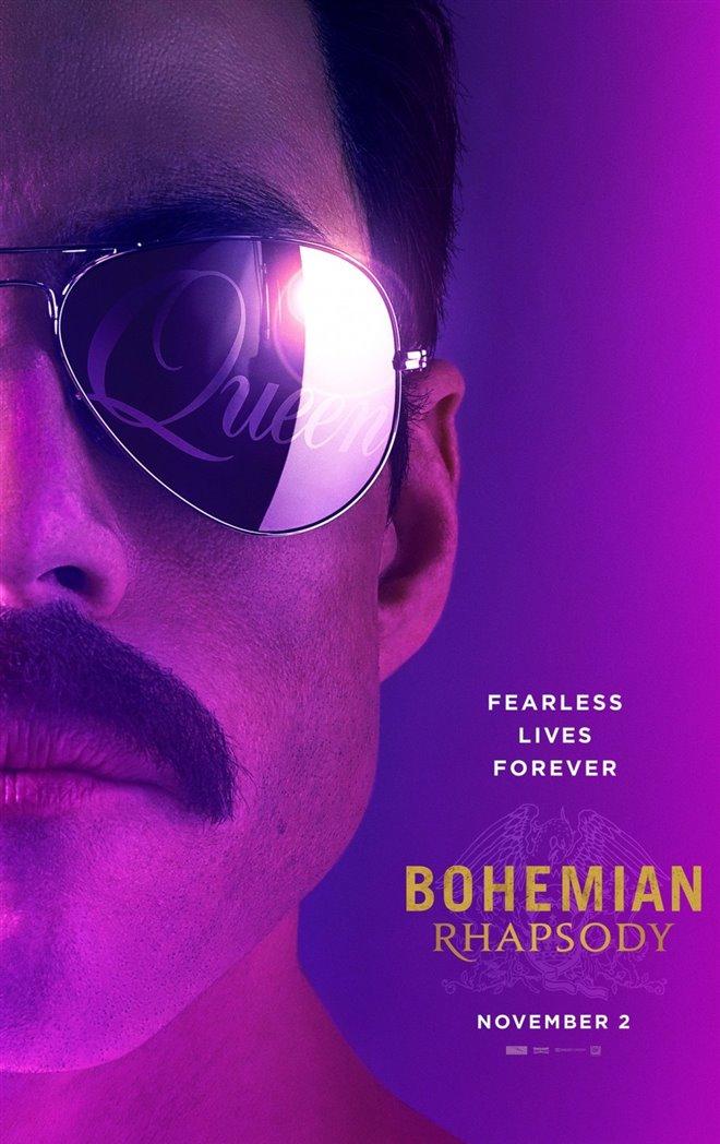 Bohemian Rhapsody Large Poster