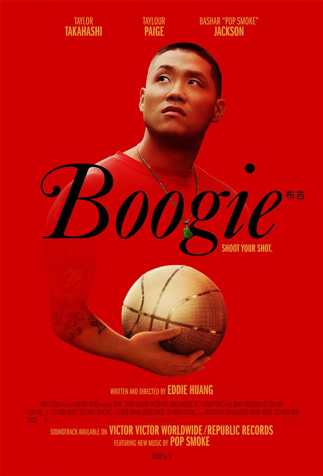 Boogie Large Poster