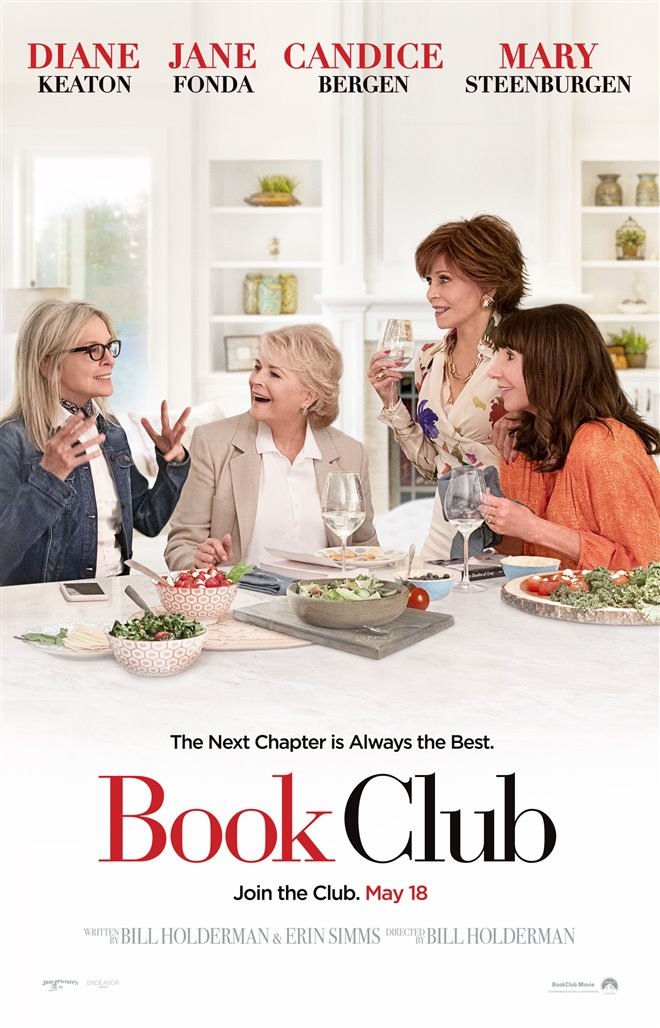 Book Club Large Poster