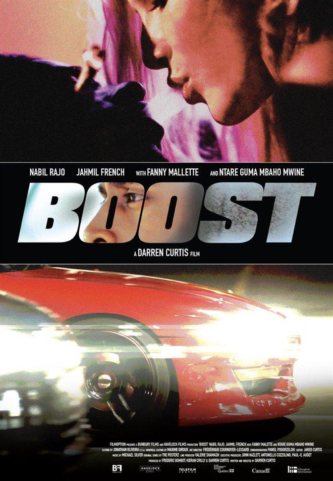 Boost (v.f.) Large Poster