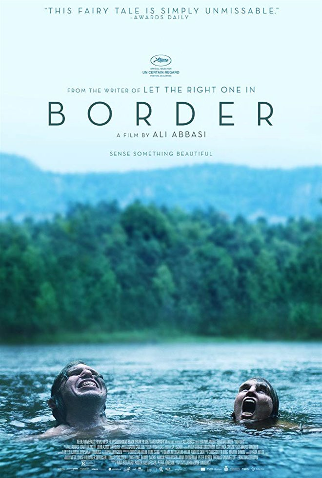 Border Large Poster