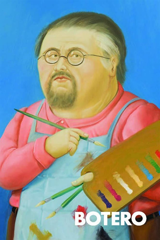 Botero (v.o.a.s.-t.f.) Large Poster