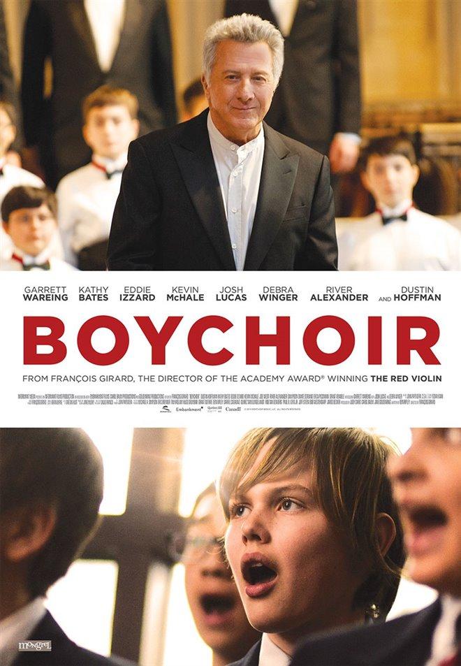 Boychoir Large Poster