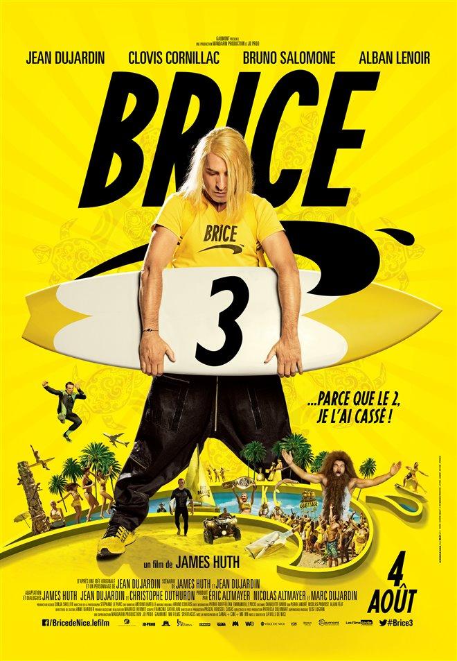 Brice 3 Large Poster