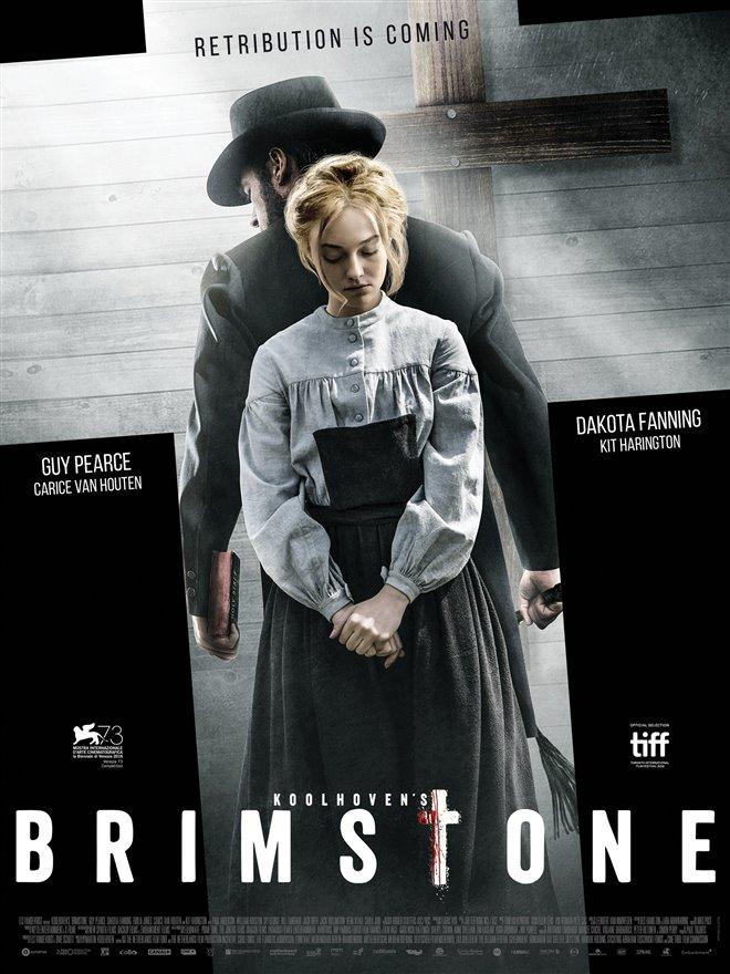 Brimstone Large Poster