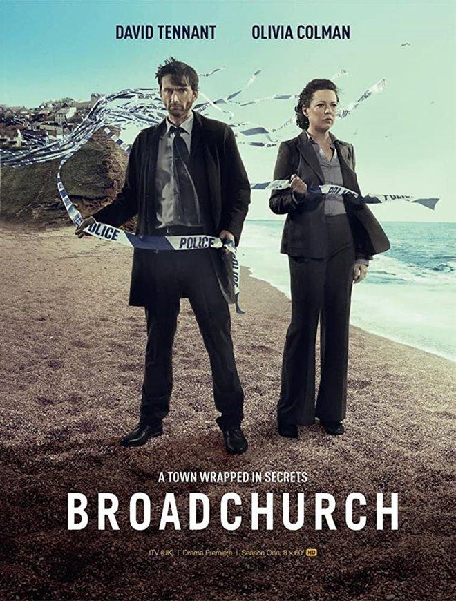 Broadchurch (Netflix) Large Poster