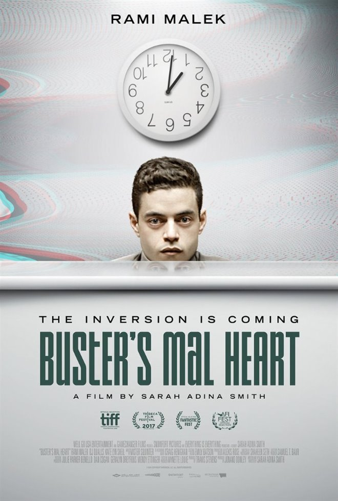 Buster's Mal Heart Large Poster