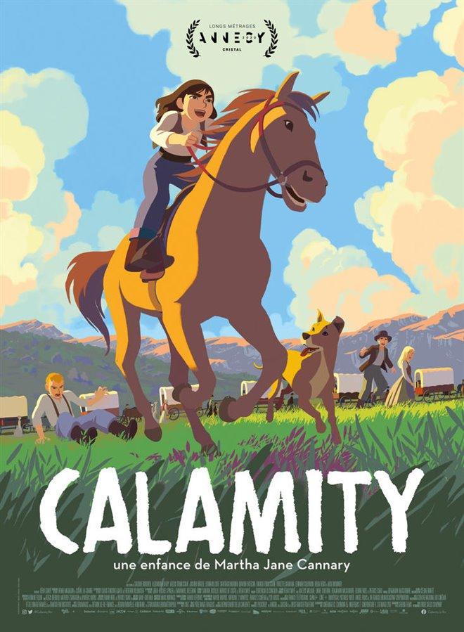 Calamity Large Poster