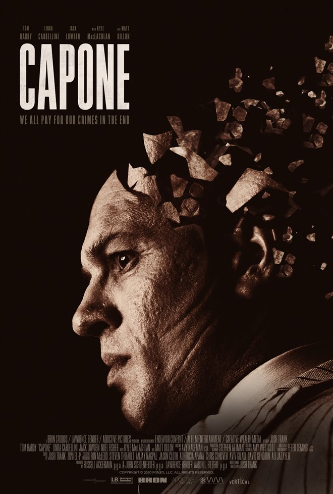 Capone Large Poster