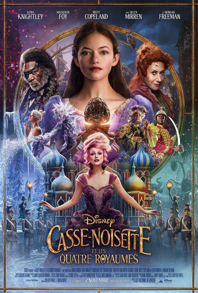 Casse-Noisette et les quatre royaumes Large Poster